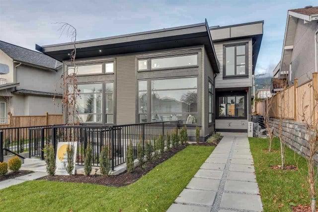 214 E 21ST STREET - Central Lonsdale 1/2 Duplex for sale, 4 Bedrooms (R2381476) #16