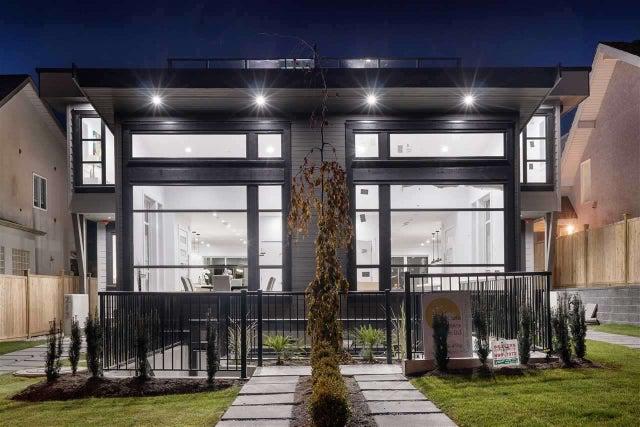 214 E 21ST STREET - Central Lonsdale 1/2 Duplex for sale, 4 Bedrooms (R2381476) #1