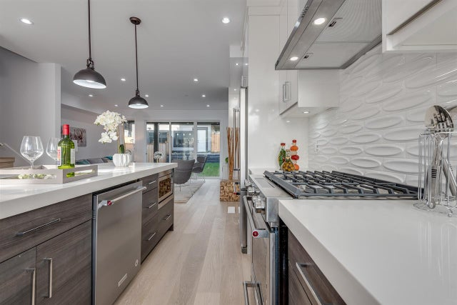 214 E 21ST STREET - Central Lonsdale 1/2 Duplex for sale, 4 Bedrooms (R2381476) #3