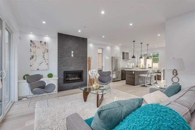 214 E 21ST STREET - Central Lonsdale 1/2 Duplex for sale, 4 Bedrooms (R2381476) #6