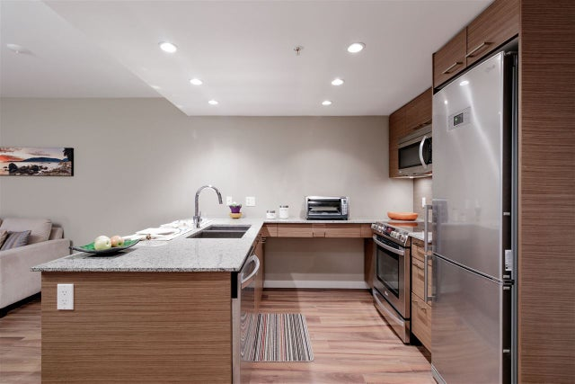 415 135 E 17TH STREET - Central Lonsdale Apartment/Condo for sale, 1 Bedroom (R2392123) #4