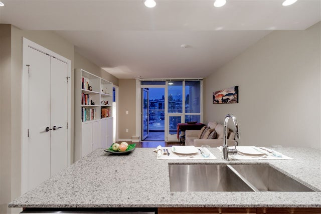 415 135 E 17TH STREET - Central Lonsdale Apartment/Condo for sale, 1 Bedroom (R2392123) #5