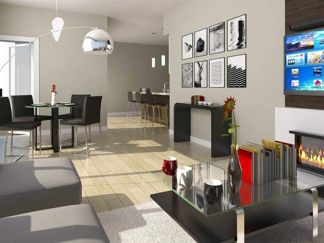 306 1633 TATLOW AVENUE - Pemberton NV Apartment/Condo for sale, 1 Bedroom (R2415811) #4