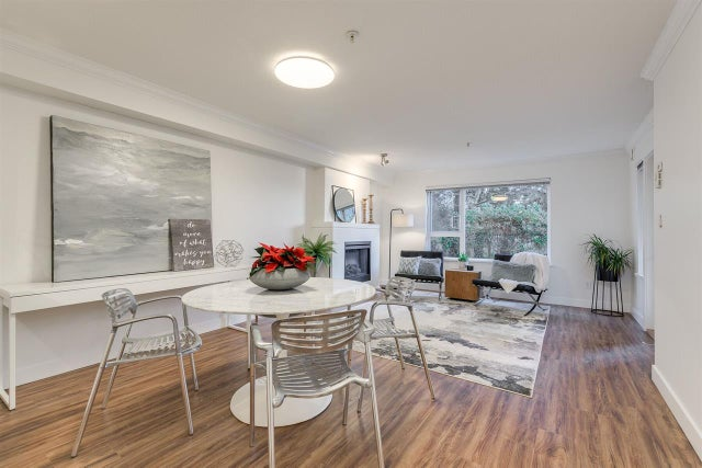 110 4783 DAWSON STREET - Brentwood Park Apartment/Condo for sale, 2 Bedrooms (R2423005) #1