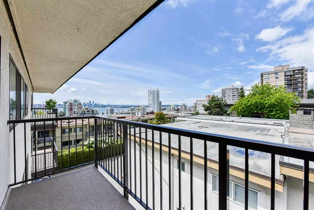 312 155 E 5TH STREET - Lower Lonsdale Apartment/Condo for sale, 1 Bedroom (R2492920) #8