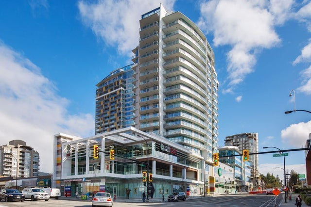 1204 112 E 13TH STREET - Central Lonsdale Apartment/Condo for sale, 1 Bedroom (R2495721) #1