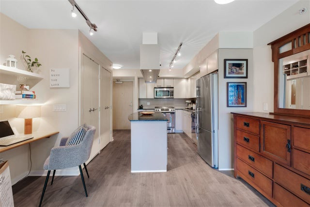 302 683 W VICTORIA PARK - Lower Lonsdale Apartment/Condo for sale, 1 Bedroom (R2509534) #12