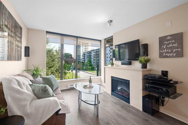 302 683 W VICTORIA PARK - Lower Lonsdale Apartment/Condo for sale, 1 Bedroom (R2509534) #3