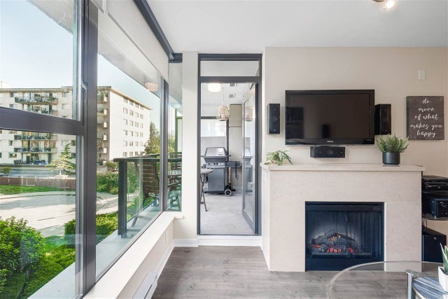 302 683 W VICTORIA PARK - Lower Lonsdale Apartment/Condo for sale, 1 Bedroom (R2509534) #4