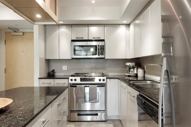 302 683 W VICTORIA PARK - Lower Lonsdale Apartment/Condo for sale, 1 Bedroom (R2509534) #8
