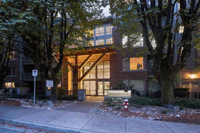 215 119 W 22ND STREET - Central Lonsdale Apartment/Condo for sale, 2 Bedrooms (R2523494) #21