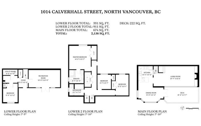 1014 CALVERHALL STREET - Calverhall House/Single Family for sale, 4 Bedrooms (R2544843) #25
