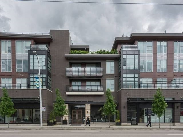 310 1628 W 4TH AVENUE - False Creek Apartment/Condo for sale, 1 Bedroom (R2170569)
