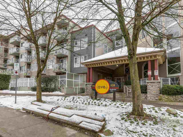 507 528 ROCHESTER AVENUE - Coquitlam West Apartment/Condo for sale, 1 Bedroom (R2130345) #1
