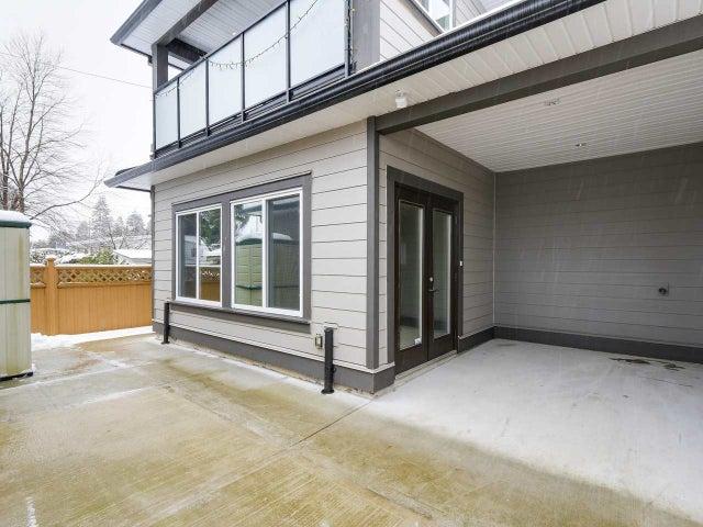 1514 COMO LAKE AVENUE - Central Coquitlam 1/2 Duplex for sale, 4 Bedrooms (R2144684) #19