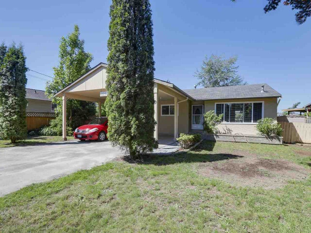 12253 FLETCHER STREET - East Central House/Single Family for sale, 3 Bedrooms (R2168777) #1