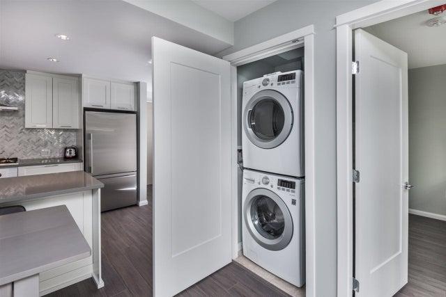 306 520 COMO LAKE AVENUE - Coquitlam West Apartment/Condo for sale, 1 Bedroom (R2413260) #12