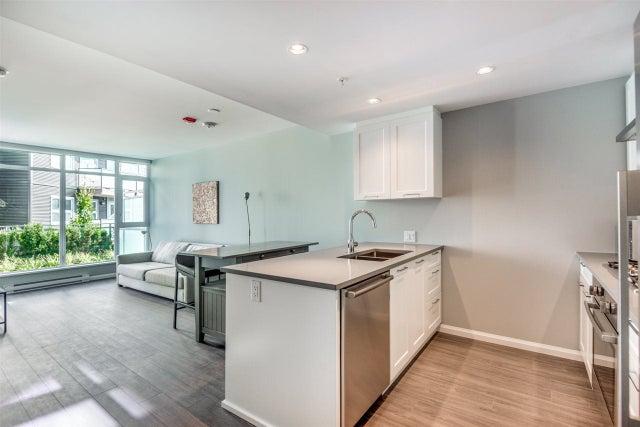 306 520 COMO LAKE AVENUE - Coquitlam West Apartment/Condo for sale, 1 Bedroom (R2413260) #6