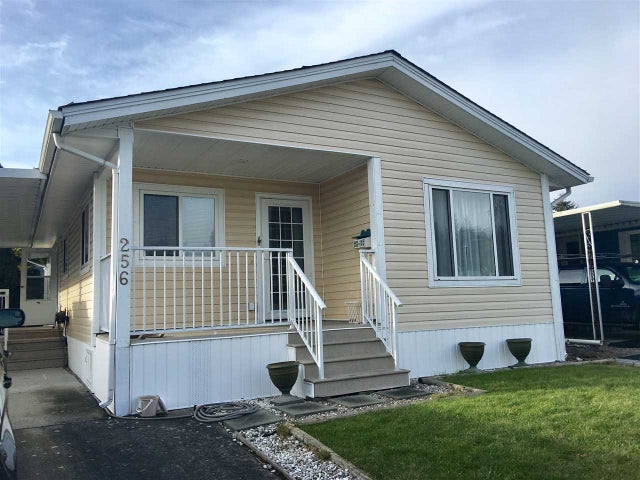 256 1840 160TH STREET - King George Corridor Manufactured for sale, 3 Bedrooms (R2133102) #1