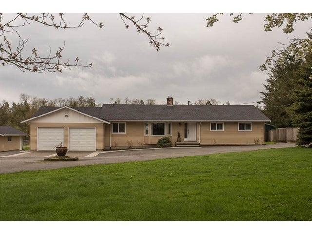 25826 28 AVENUE - Otter District House with Acreage for sale, 2 Bedrooms (R2156617) #2