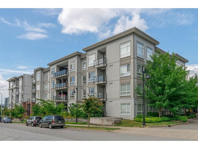 314 13789 107A AVENUE - Whalley Apartment/Condo for sale, 1 Bedroom (R2178793) #1