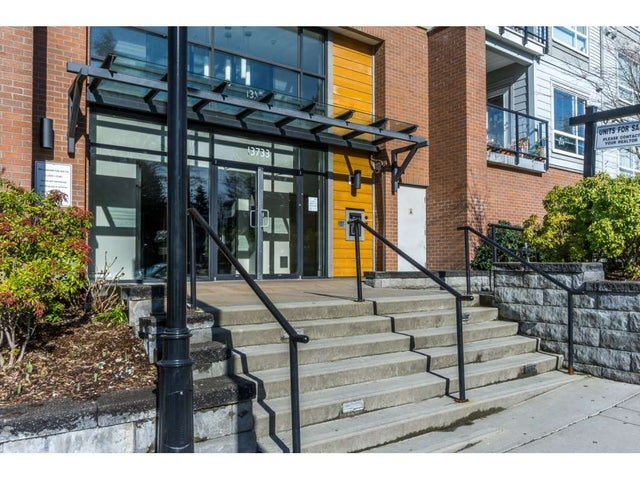 314 13789 107A AVENUE - Whalley Apartment/Condo for sale, 1 Bedroom (R2178793) #2