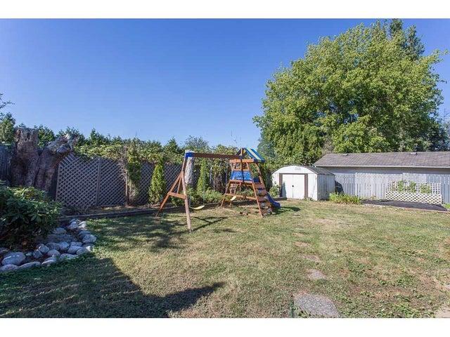 11369 MAPLE CRESCENT - Southwest Maple Ridge House/Single Family for sale, 3 Bedrooms (R2205980) #19