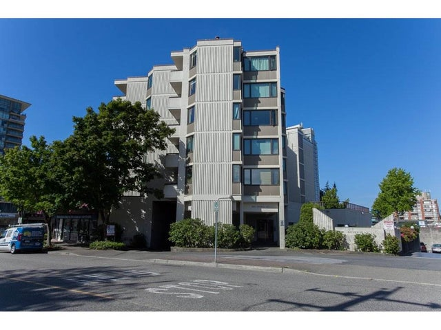 602 1521 GEORGE STREET - White Rock Apartment/Condo for sale, 1 Bedroom (R2244552) #1