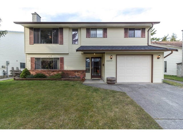 15277 84A AVENUE - Fleetwood Tynehead House/Single Family for sale, 3 Bedrooms (R2247161) #1