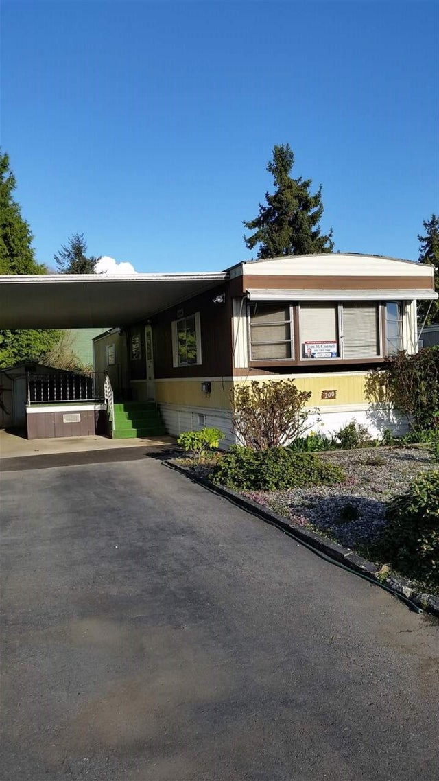 200 1840 160TH STREET - King George Corridor Manufactured for sale, 2 Bedrooms (R2257005) #1