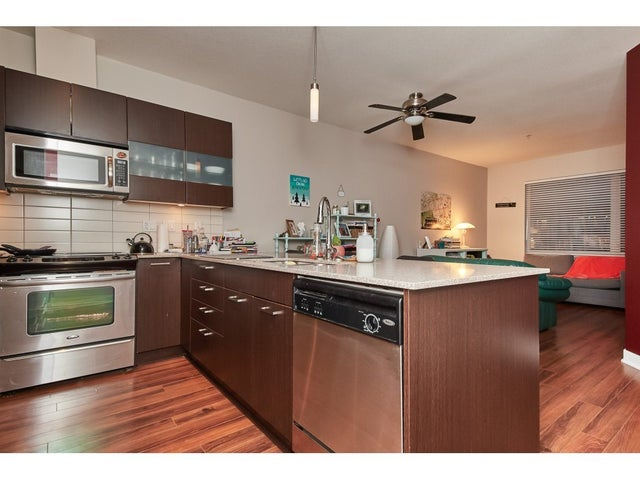 408 13339 102A AVENUE - Whalley Apartment/Condo for sale, 1 Bedroom (R2322074) #5
