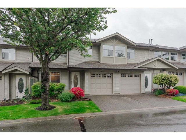 189 20391 96TH AVENUE - Walnut Grove Townhouse for sale, 4 Bedrooms (R2369089) #1