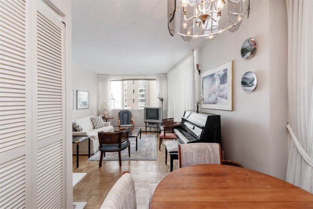 1004 1251 CARDERO STREET - West End VW Apartment/Condo for sale, 1 Bedroom (R2420490) #10
