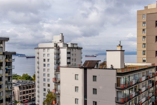 1004 1251 CARDERO STREET - West End VW Apartment/Condo for sale, 1 Bedroom (R2420490) #17