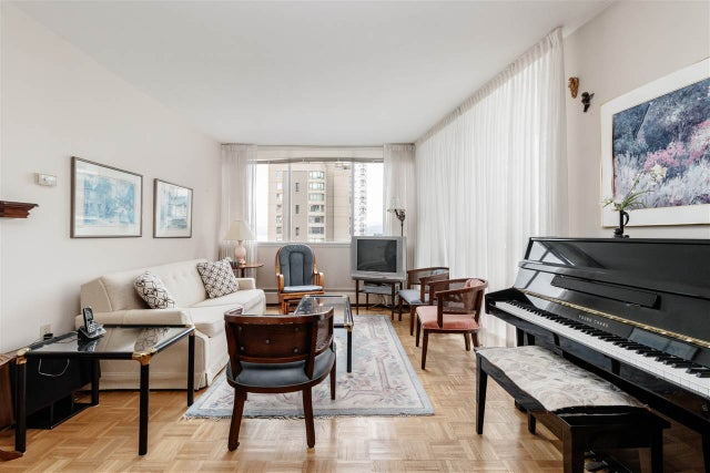 1004 1251 CARDERO STREET - West End VW Apartment/Condo for sale, 1 Bedroom (R2420490) #3