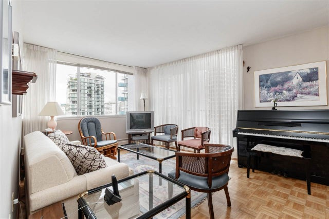 1004 1251 CARDERO STREET - West End VW Apartment/Condo for sale, 1 Bedroom (R2420490) #4
