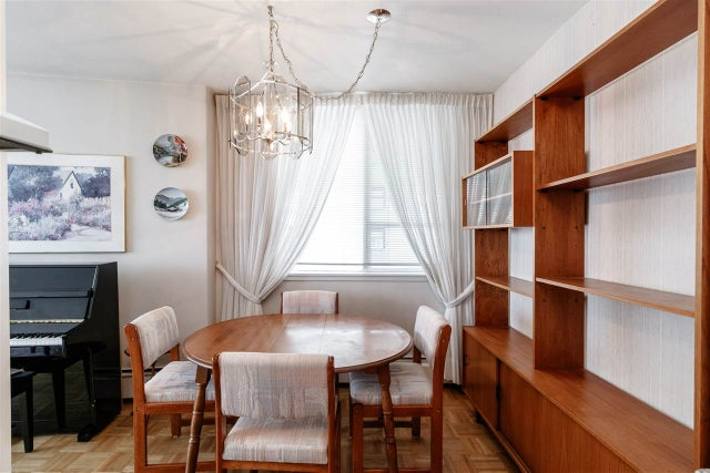 1004 1251 CARDERO STREET - West End VW Apartment/Condo for sale, 1 Bedroom (R2420490) #5