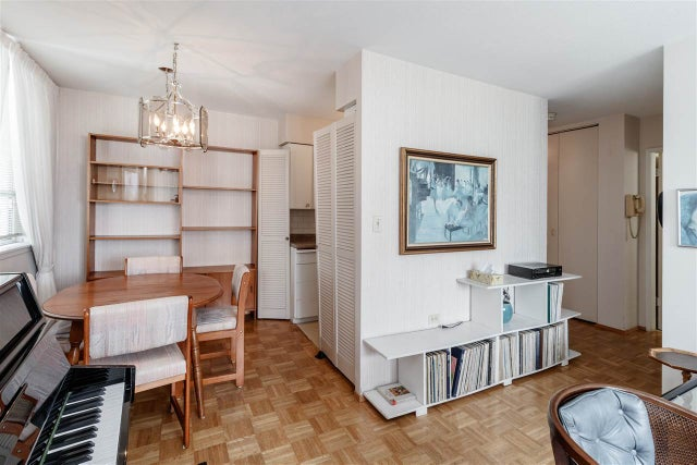 1004 1251 CARDERO STREET - West End VW Apartment/Condo for sale, 1 Bedroom (R2420490) #6