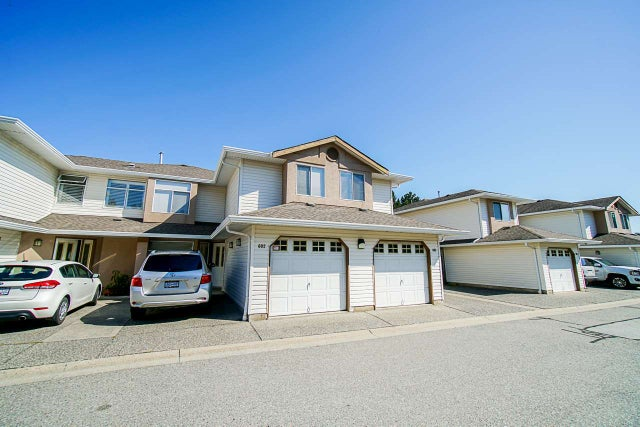 603 8260 162A STREET - Fleetwood Tynehead Townhouse for sale, 3 Bedrooms (R2488559) #1