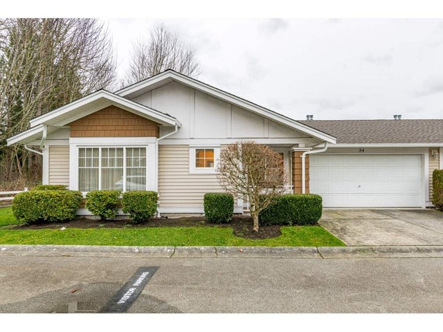 54 6885 184 STREET - Cloverdale BC Townhouse for sale, 2 Bedrooms (R2529324) #1