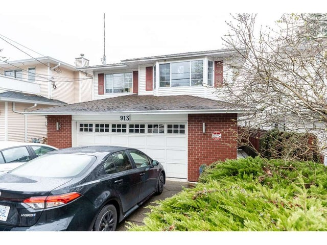 913 MAPLE STREET - White Rock House/Single Family for sale, 5 Bedrooms (R2556365) #1