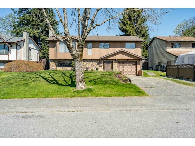 15481 85A AVENUE - Fleetwood Tynehead House/Single Family for sale, 3 Bedrooms (R2568184) #1