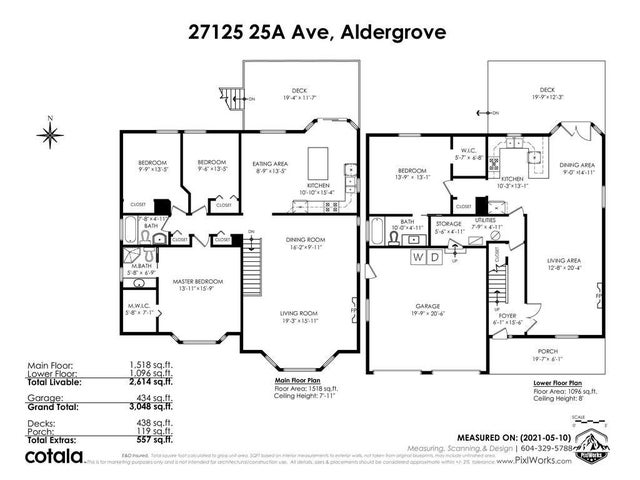 27125 25A AVENUE - Aldergrove Langley House/Single Family for sale, 4 Bedrooms (R2579535) #40