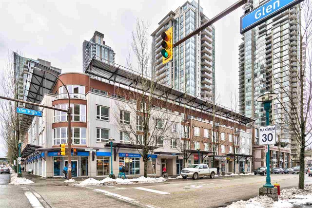 PH1 1163 THE HIGH STREET - North Coquitlam Apartment/Condo for sale, 2 Bedrooms (R2138461)