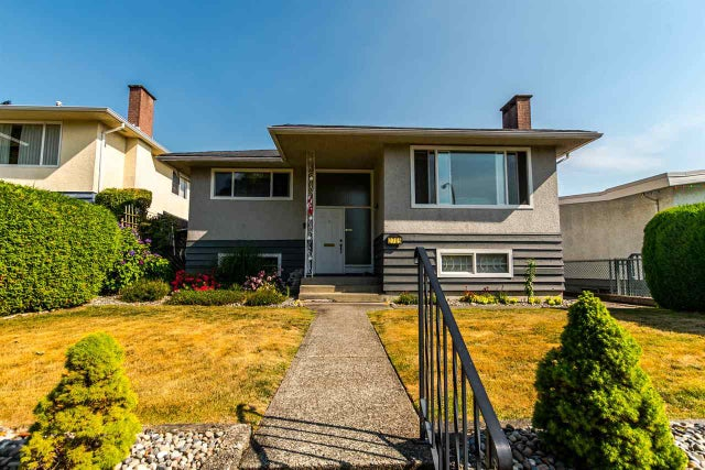 2705 E 57TH AVENUE - Fraserview VE House/Single Family for sale, 4 Bedrooms (R2189615)