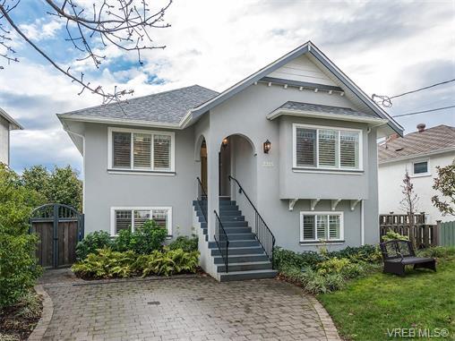 2213 Windsor Rd - OB South Oak Bay Single Family Detached for sale, 4 Bedrooms (373097) #15
