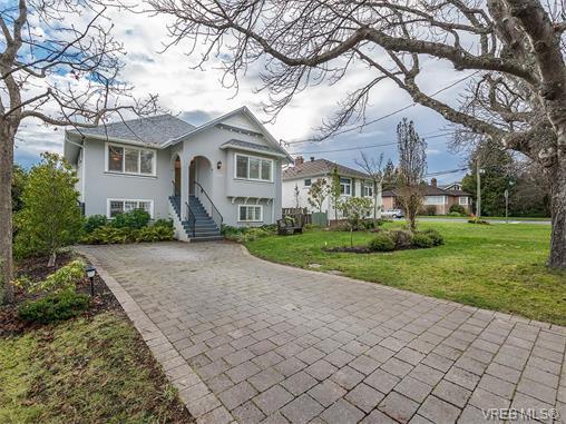 2213 Windsor Rd - OB South Oak Bay Single Family Detached for sale, 4 Bedrooms (373097) #20