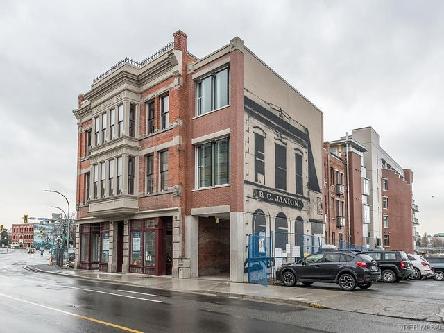 216 456 Pandora Ave - Vi Downtown Condo Apartment for sale(373376) #18