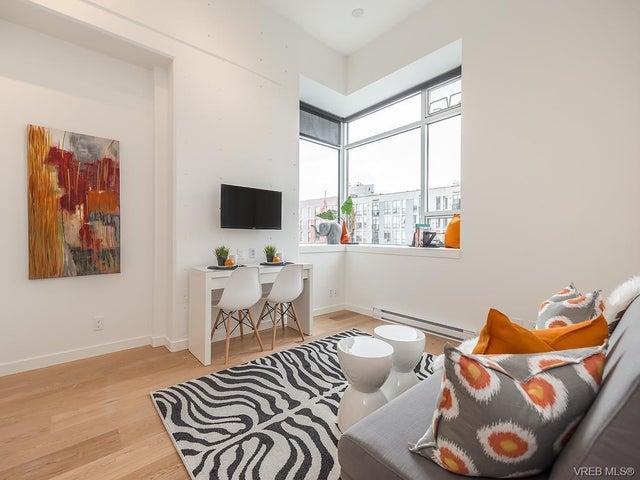 216 456 Pandora Ave - Vi Downtown Condo Apartment for sale(373376) #1