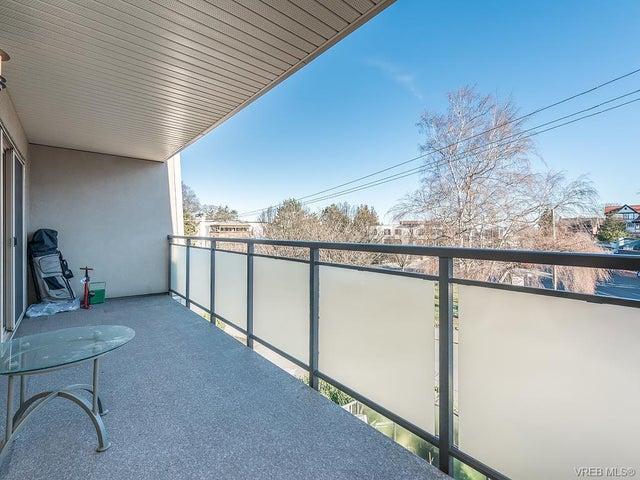 306 1545 Pandora Ave - Vi Fernwood Condo Apartment for sale, 1 Bedroom (373700) #11